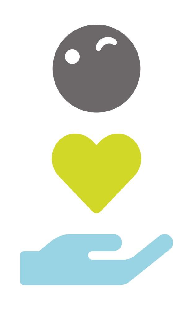 Pestalozzi: Kopf, Herz und Hand Icon